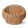Seduta singola in cartone riciclato - Canyon